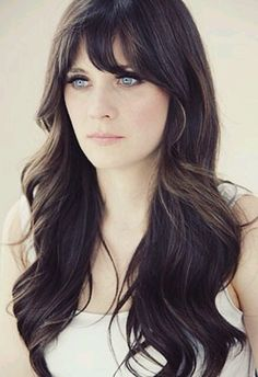 Zooey Deschanel -one of my most fav stars.