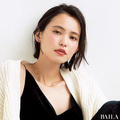 Beautiful Japanese Girl, Japanese Beauty, Asian Beauty, Bun Hairstyles, Pretty Hairstyles, Haircuts, Androgynous Haircut, Models Makeup, Hair Images