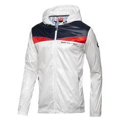 puma bmw jacket white