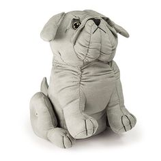 Magnum Bullmastiff Doorstop By Dora Designs - A Bentley Cushions Plushie Patterns, Door Stop, Dog Design, Plushies, Dogs And Puppies, Dog Lovers, Home Goods, Cushions, Teddy Bear