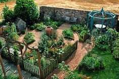 Potager Vegetable Garden http://media-cache9.pinterest.com/upload/280700989244231448_t07YJYIR_f.jpg paularu farm