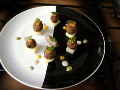 Gino D'Aquino / Polpette  patate   patè  di fegato  di pollo    /  Gino D'Aquino