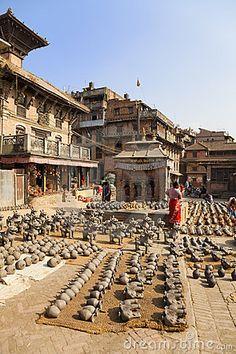 Bhaktapur, Nepal Destination: the World