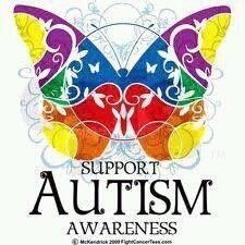 Support Autism Awareness....