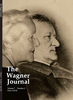 New Issue Of Wagner Journal Published - The Wagnerian German, Journal, News, Authors, Deutsch, German Language