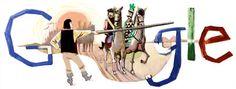 Google Doodle: János Arany