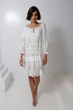Norma Kamali Spring 2013 Ready-to-Wear Fashion Show - Darla Baker