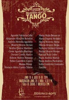 Exposición Medellín vive el Tango