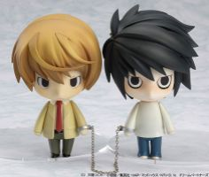Death Note Merchandise | Death Note so Thep  ตอนที่ 37 : Model [DEATH NOTE ...