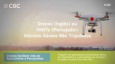 Agricultores e pecuaristas usam drones em suas propriedades.