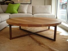 Mark Tuckey - coffee table
