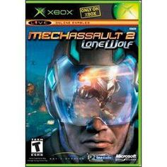 MechAssault Lone Wolf Limited Edition Xbox Video Game Xbox used in great condition for sale. Video Games Xbox, Xbox Games, Teamwork Skills, Xbox Live, Lone Wolf, Single Player, Games To Play, Lonely, Microsoft