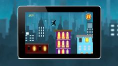 Escape thief Roof Run #game #android #running