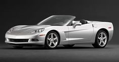 2005 Corvette Convertible © General Motors