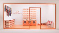 Can Pop-Up Fashion Stores Reinvent Luxury Retail? Stand Design, Display Design, Booth Design, Design Shop, Merci Shop, Tienda Pop-up, Vitrine Design, Retail Store Design, Retail Stores