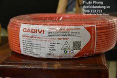 Dây điện Cadivi 4.0 - giá từ nhà cung cấp dây Cadivi Cable, Cabo, Electrical Cable, Cords