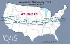 American Discovery Trail - Bing Images