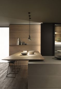 Functionality and design hand in hand. A Blade Modern Kitchen Design Blade Design Function Functionality hand : Functionality and design hand in hand. A Blade Modern Kitchen Design Blade Design Function Functionality hand Kitchen Room Design, Modern Kitchen Design, Home Decor Kitchen, Interior Design Kitchen, Modern Interior, Kitchen Ideas, Kitchen Walls, Kitchen Cabinets, Coastal Interior