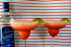 Memorial Day Weekend: Try this recipe for a watermelon margarita that'll remind you how fabulous summer is.