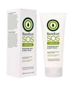 Barefoot Botanicals Sos Soothing Face & Body Wash 200mL Item specifics,Condition:,New: A brand-new,unused,unopened and undamaged item in original retail packaging . If the item comes direct from a manufacturer,it may be delivered in non-retail packaging,such as a plain or unprinted box or plastic bag..  #Barefoot_Botanicals #Beauty