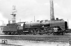 01 021 war am 14. Mai 1928 zum Bw Berlin-Anhalter Bf abgeliefert worden, wo auch diese Aufnahme entstand. Am 19.08.1966 wurde sie beim Bw Köln-Deutzerfeld ausgemustert. (1929) Foto: Werner Hubert