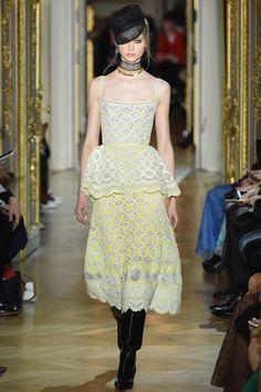 Ulyana Sergeenko Spring 2016 Couture Fashion Show  http://www.vogue.com/fashion-shows/spring-2016-couture/ulyana-sergeenko/slideshow/collection#2  http://www.theclosetfeminist.ca/
