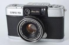 Olympus PEN D2 Half Frame Film camera w/ F.Zuiko 32mm F1.9 from Japan m029 | eBay