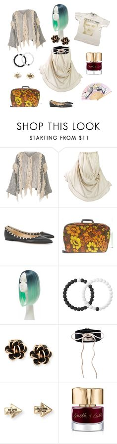 """""""Inspiration"""" by bromaxx ❤ liked on Polyvore featuring Ulla Johnson, Valentino, Lokai, Chantecler, Aéropostale and Smith & Cult"""