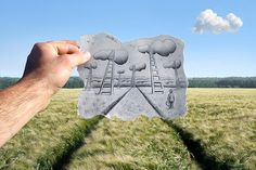 Stairway to Heaven? by Ben Heine (Part II)