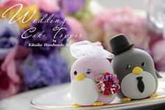 Special EditionLOVE ANGELS Wedding Cake Topperlove by kikuike, $110.00