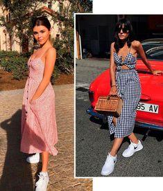 f243375d55 As tendências de sapatos para o verão que as fashion girls estão obcecadas. Roupas  Femininas ...
