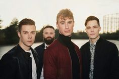 DON BROCO, support act for the Sound Live, Feels Live tour 2016 @ Sportpaleis, Antwerp