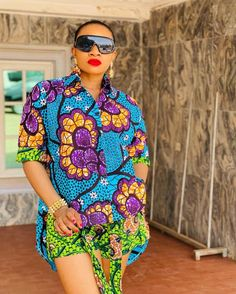 20 Pictures: Short Ankara Dresses for Weddings - Beautiful Ankara Styles 2021 | OD9jastyles