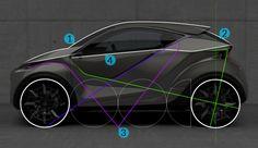 Lexus LF-SA concept - Car Design News
