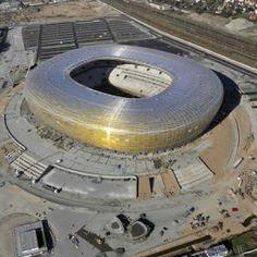 Estadio de España Euro 2012