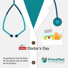 Heartiest greetings to all #Doctors on #DoctorsDay. I Salute their service commitment & dedication towards mankind.