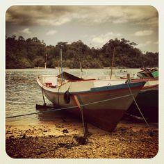 Pantai Sendang Biru di Malang, Jawa Timur