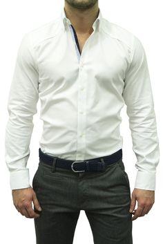 Liam Button Down Shirt by Godwin Charli