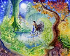 The Tale of Beren and Luthien by greensap.deviantart.com on @deviantART