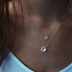 gold and diamond petite triangle champagne topaz necklace – Luna Skye by Samantha Conn Diamond Jewelry, Gold Jewelry, Jewelry Box, Jewelry Accessories, Delicate Jewelry, Ringe Gold, Sapphire Necklace, Diamond Are A Girls Best Friend, Cute Jewelry