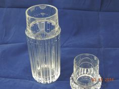 Tiffany Water Decanter- $65.00