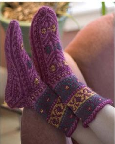 #ClippedOnIssuu from Sock Knitting patterns