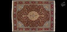 12×16 Persian Tabriz Rug
