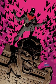 Batman Beyond by Dave Johnson *You can find Batman beyond and more on our website.Batman Beyond by Dave Johnson * Joker Batman, Spiderman, Gotham Batman, Batman Robin, Batman Beyond Joker, Batman 2019, Nightwing, Batgirl, Batman Kunst