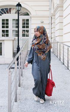 amazing muslimah ever #hijab