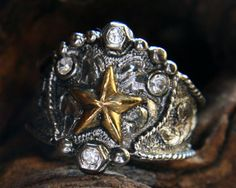 ring by Lone Star I ordered it personalized with our brand!  I cannot wait to get it!!!!!
