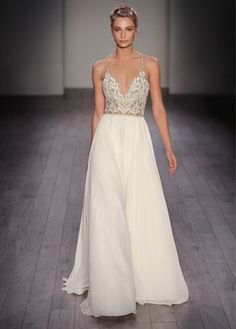 Teresa Gown from Hayley Paige Bridal - 2016 Spring Collection