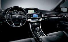 2016 Honda Accord Coupe Interior