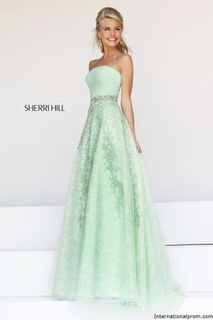 Sherri Hill Dresses - 2014 Prom Dresses - International Prom Association