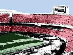Monumental Estadio RIver Plate  Ciudad de Buenos Aires